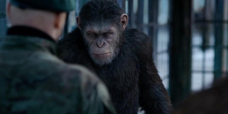Maymunlar Cehennemi 3 Savaş 2017 izle